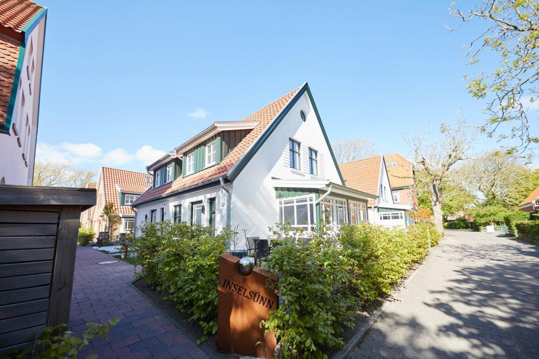 Heusipp 12 Wohnungen, Spiekeroog