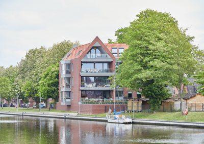 Quartier Rosentief, Emden