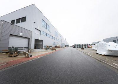 Enercon KTA Neubau Produktionshalle