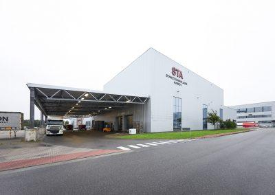 Enercon STA Neubau Produktionshalle