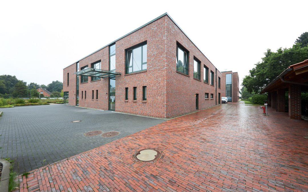 Enercon Dreekamp Neubau von zwei Büro- und Verwaltungsgebäuden