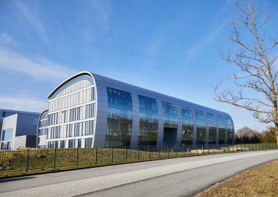 Enercon F+E Neubau Bürogebäude für Forschung und Entwicklung