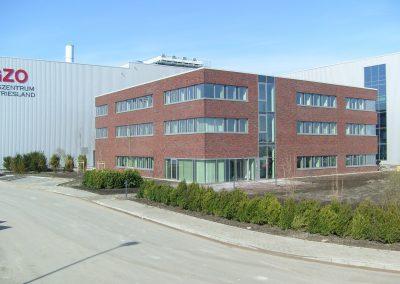 Enercon GZO Neubau Gusszentrum in Georgsheil